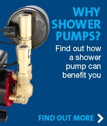 Why shower pumps image